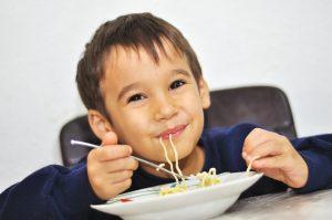 Kid-Friendly Dishes at Shogun