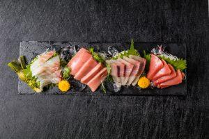 Shogun restaurant Sashimi