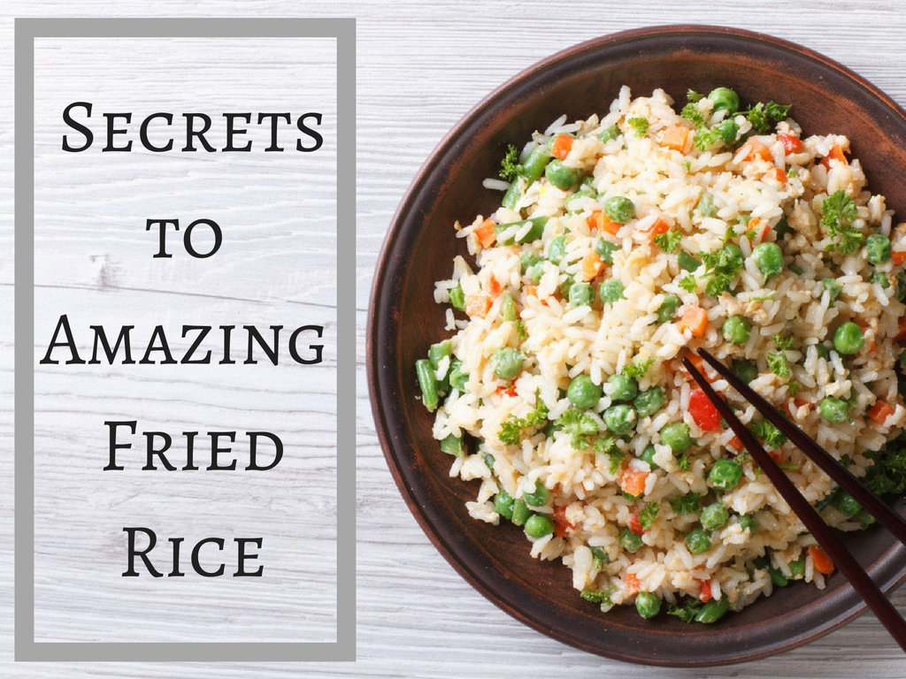 Secrets to amazing fried rice shogun orlando fried rice is the staple of many popular asian meals who cant resist that delicious mix of fresh vegetables and perfectly plumped rice ccuart Gallery