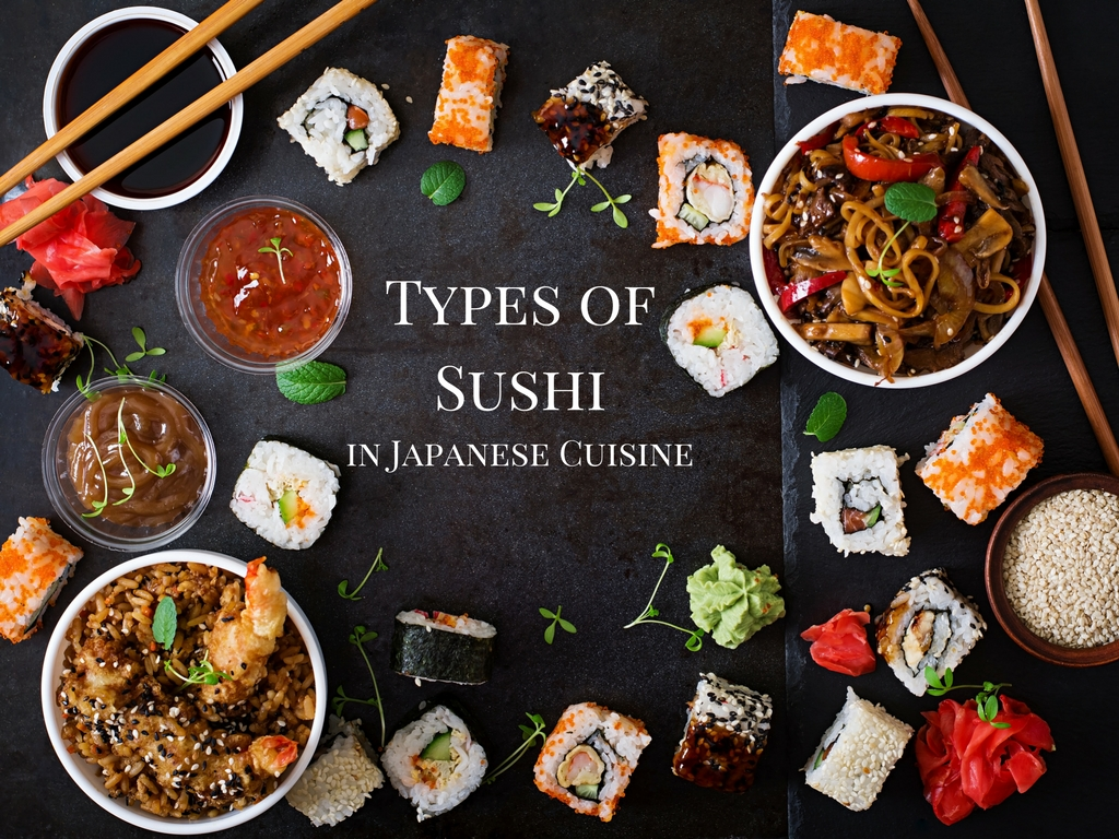 japanese cuisine features many types of sushi shogun orlando. Black Bedroom Furniture Sets. Home Design Ideas
