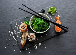 health benefits of eating seaweed