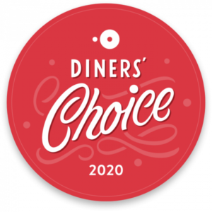 Shogun Celebrates Diners' Choice 2020 Awards From OpenTable