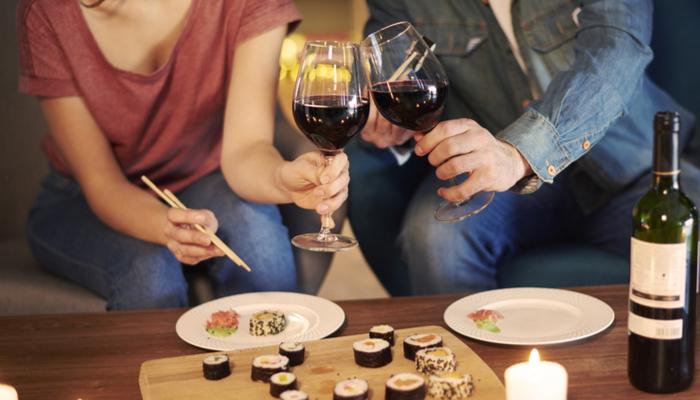 Date Night at Shogun Japanese Steakhouse