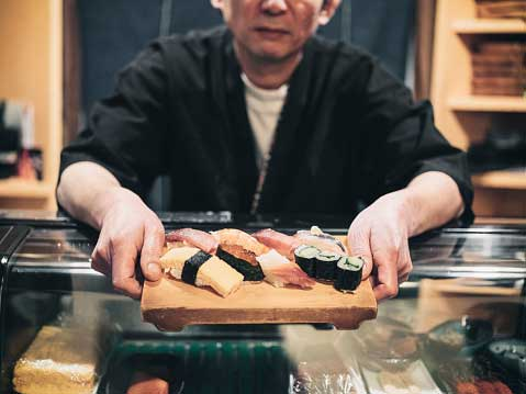 What's It Like Working as a Sushi Chef?